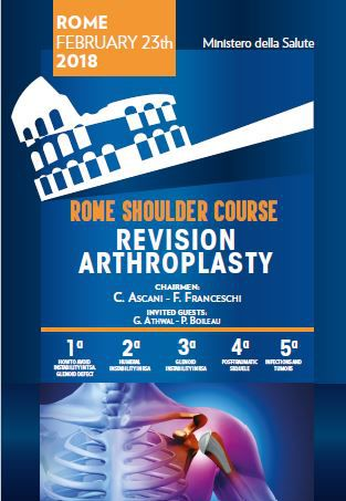 Rome Shoulder Course - Revision Arthroplasty